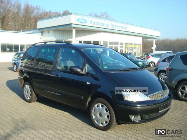 2004 Ford  Galaxy 16V Viva Beheizb.Frontscheibe Van / Minibus Used vehicle photo