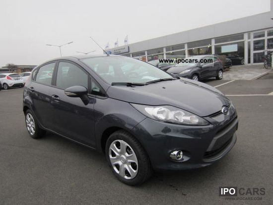 2012 Ford  Fiesta 5-door champion and Winter package. Small Car Pre-Registration photo