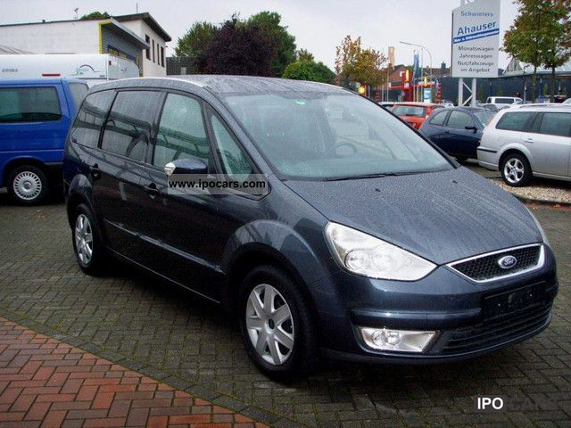 2006 Ford  Galaxy 2.0 Ambiente Van / Minibus Used vehicle photo