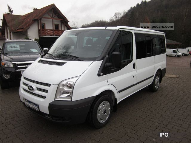 2012 Ford  Transit 9 seater combi trend-125PS TDCi * EURO-5 * Estate Car Used vehicle photo