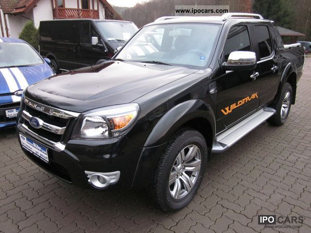 2011 Ford  3.0-liter 156PS DOKA Ranger TDCI-Wildtrak *** *** Other Used vehicle photo