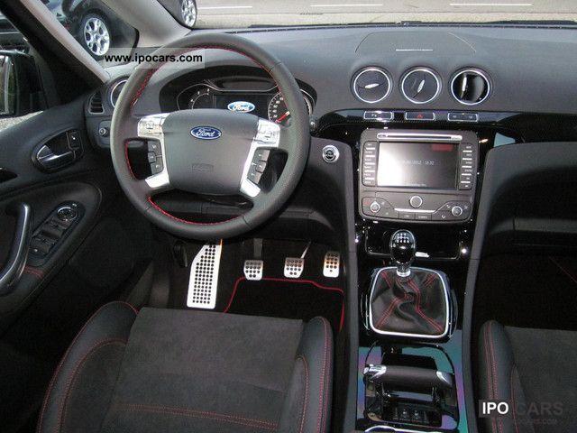 2012 Ford S MAX TDCI 22 Liter 200PS TITANIUM