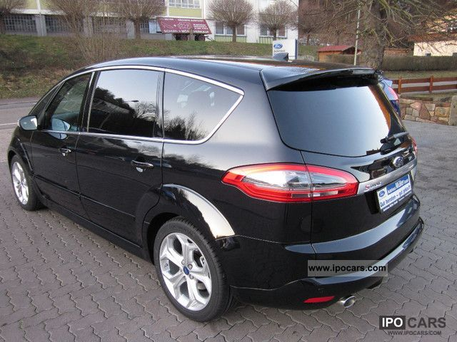 2012 ford s max tdci 2 2 liter 200ps titanium s car photo and specs. Black Bedroom Furniture Sets. Home Design Ideas