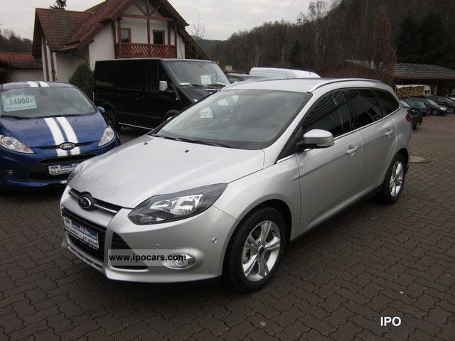 2012 Ford  Focus 1.6 TDCI-liter 95PS-CHAMPION *** *** Estate Car Used vehicle photo
