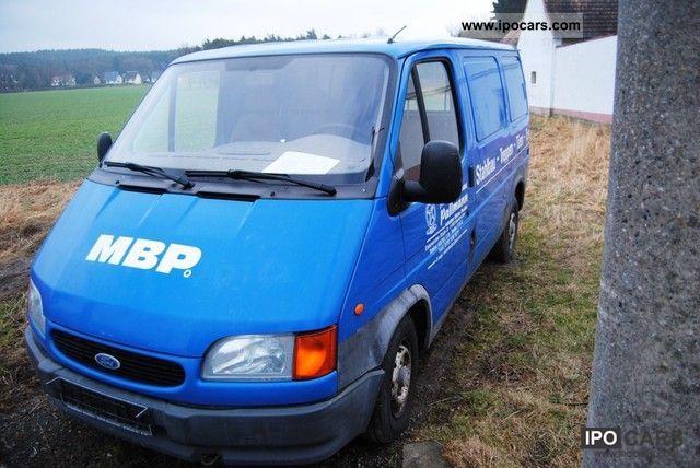 1996 Ford  FT 100 D Van / Minibus Used vehicle photo