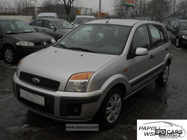 2008 Ford  Fusion 38tys.km SalonPL 1wł BEZWYPADKOWY Other Used vehicle photo