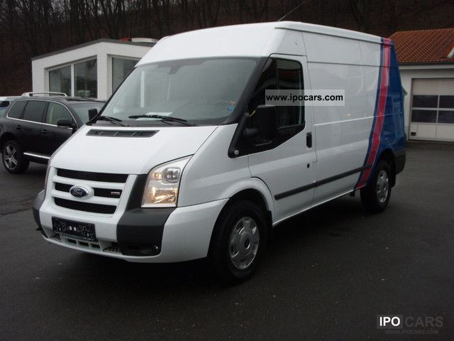 2008 Ford  FT 350 M TDCi truck basis ** ** 1.Hand 200 hp ** Van / Minibus Used vehicle photo