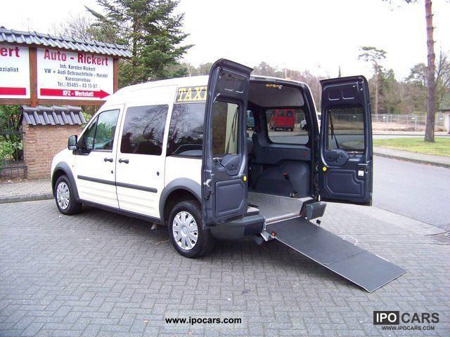 Used Wheel Chair Ramps 2007 ford tourneo, new engine! wheelchair ramp - car photo and specs