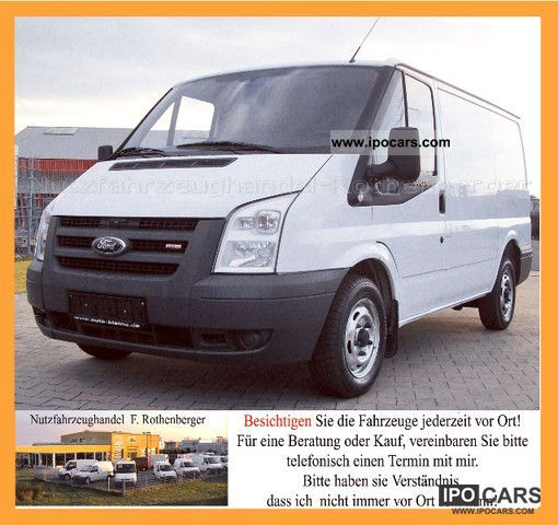 2009 Ford  Transit Green sticker maintained condition Van / Minibus Used vehicle photo