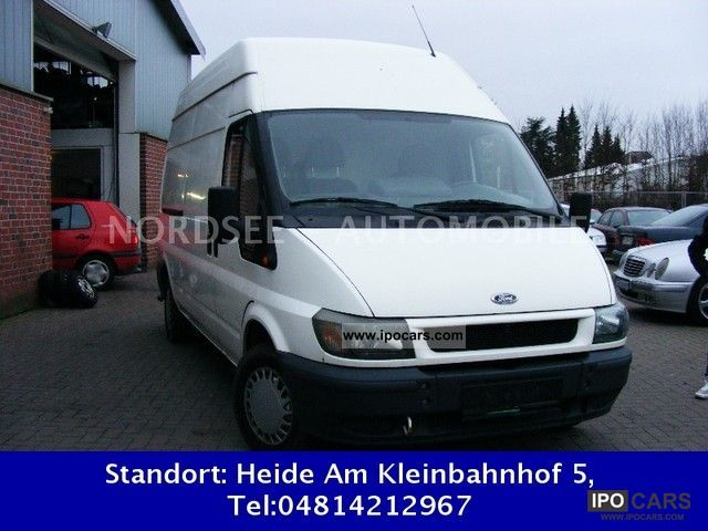 2004 Ford  Transit 85T300 high + long, wall! Van / Minibus Used vehicle photo