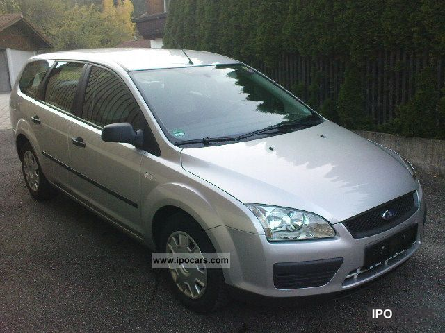 2006 Ford  1.6 TDCi Station Wagon, Diesel, and Winter Style Package Estate Car Used vehicle photo