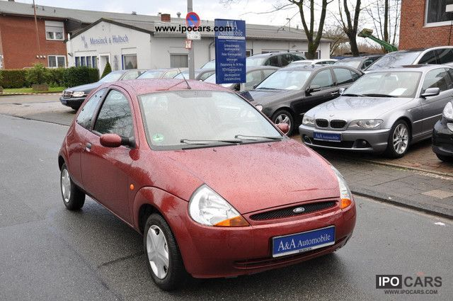 2001 Ford  Ka ABS SERVO AIR EURO-4 Small Car Used vehicle photo