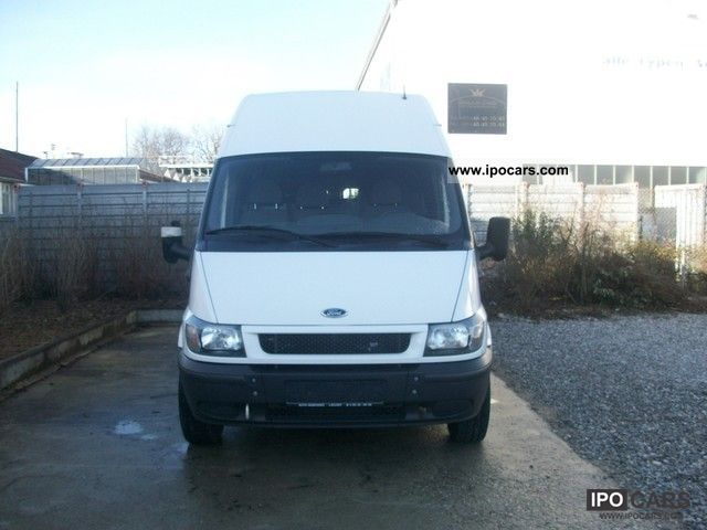 2004 Ford  T 350 trucks long and high Van / Minibus Used vehicle photo