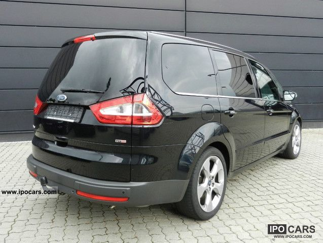 2008 Ford  Galaxy 2.2 TDCi Titanium X Leather Xenon Panorama Van / Minibus Used vehicle photo