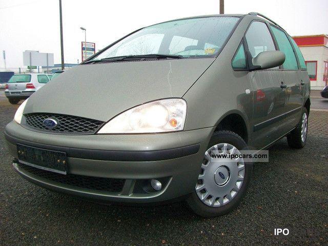 2003 Ford  Trend Galaxy 6 seats Van / Minibus Used vehicle photo