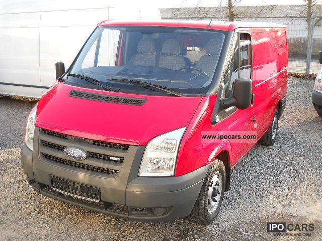 2008 Ford  FT 260 K TDCi DPF truck box top! Van / Minibus Used vehicle photo