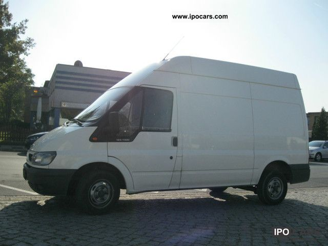 2006 Ford  FT 300 M TDCi Express truck line Van / Minibus Used vehicle photo