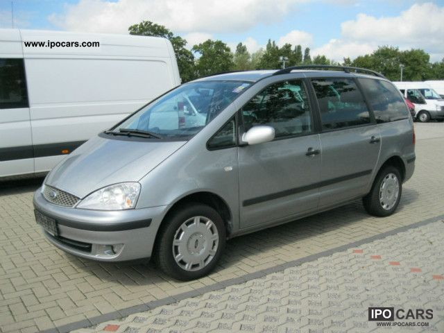 2006 ford galaxy tdi car photo and specs. Black Bedroom Furniture Sets. Home Design Ideas