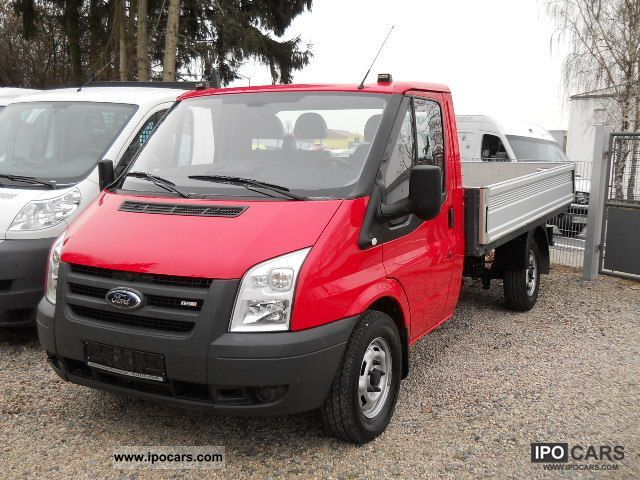 2007 Ford  FT 330 TDCi platform with 2.5t AHK very good! Other Used vehicle photo