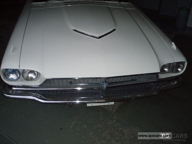 Ford  Thunderbird 1966 Vintage, Classic and Old Cars photo