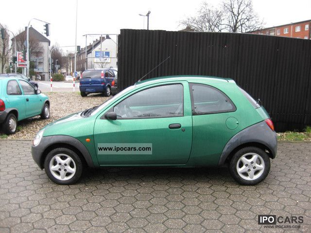1999 Ford  Ka servo ZV Air el.Fh HU 3.2014 Small Car Used vehicle photo