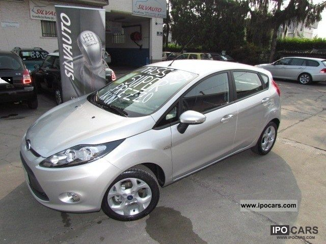 Ford  Fiesta IKON 1.4 92CV 5P GPL. - MY 2012 - E-Km.0 2012 Liquefied Petroleum Gas Cars (LPG, GPL, propane) photo