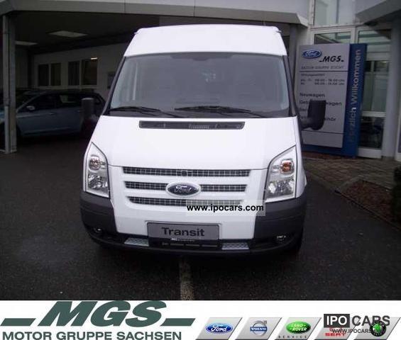 2012 Ford  Transit Trend FT UPE 280M 35% -! immediately lieferba Van / Minibus Pre-Registration photo