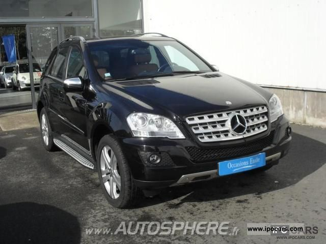 2009 Mercedes-Benz  Classe ML 350 CDI Sport Pack Off-road Vehicle/Pickup Truck Used vehicle photo