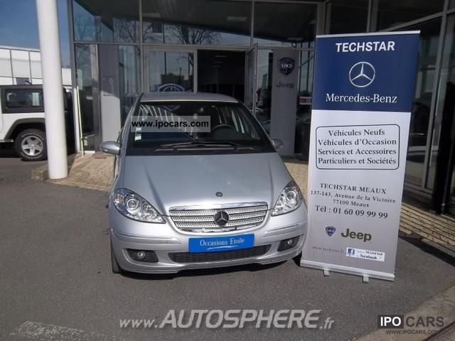 2007 Mercedes-Benz  A class 200 CDI Avantgarde CVT Small Car Used vehicle photo