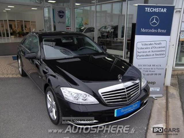Mercedes-Benz  Classe S 400 HYBRID 2010 Hybrid Cars photo
