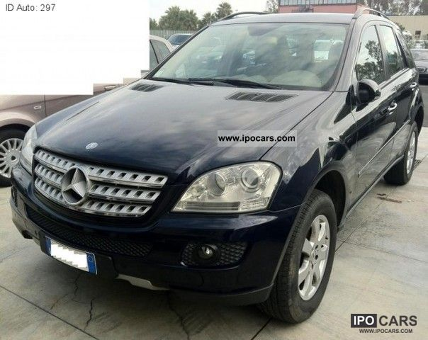 2005 mercedes benz ml 320 cdi chrome car photo and specs. Black Bedroom Furniture Sets. Home Design Ideas