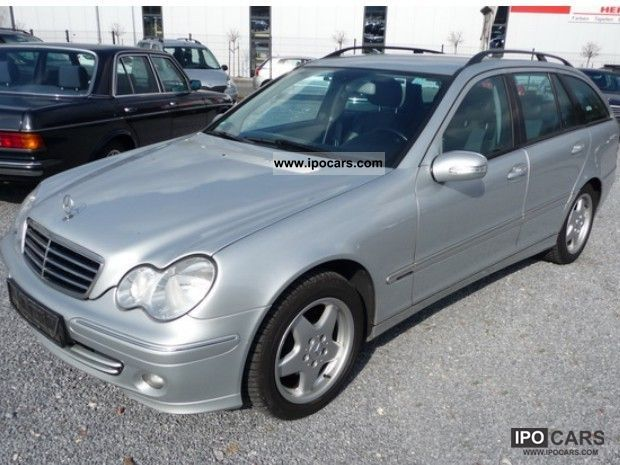 2006 mercedes benz c 220 cdi avantgarde t klimatr led sitzh navigation car photo and specs. Black Bedroom Furniture Sets. Home Design Ideas