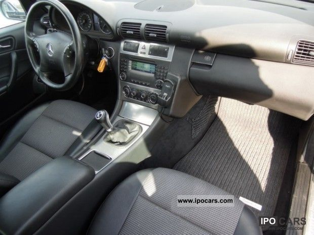 2006 Mercedes Benz C 220 Cdi Avantgarde T Klimatr Led