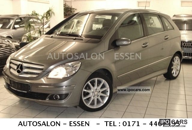 2008 Mercedes-Benz  B 200 AUTO FULL LEATHER SPORT NAVI PACKAGE PANORAMA Van / Minibus Used vehicle photo