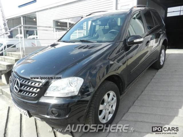 2007 Mercedes-Benz  Classe ML 280 CDI Off-road Vehicle/Pickup Truck Used vehicle photo