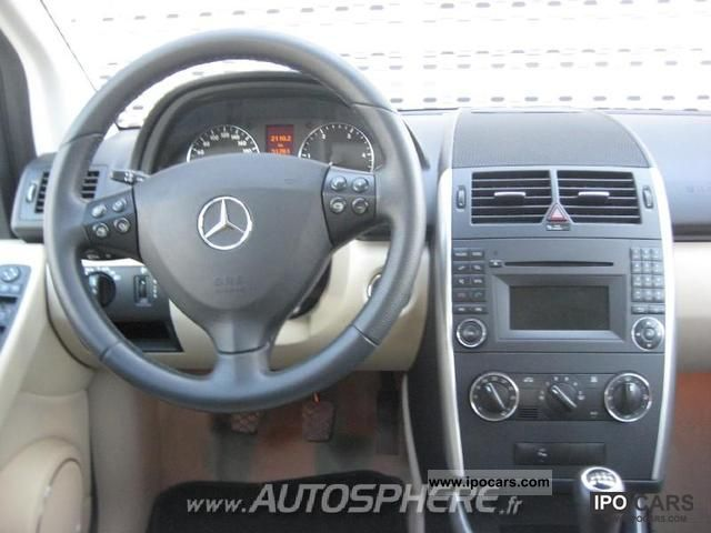 2008 mercedes benz classe a 180 cdi car photo and specs. Black Bedroom Furniture Sets. Home Design Ideas