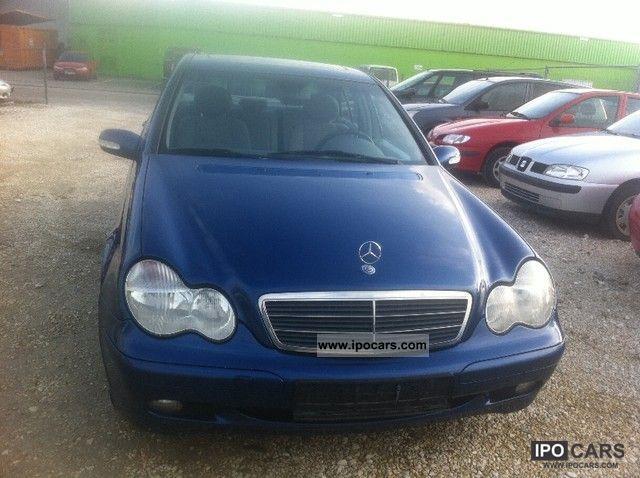 2000 mercedes benz c 200 cdi classic new model w203 car for Mercedes benz 2000 models