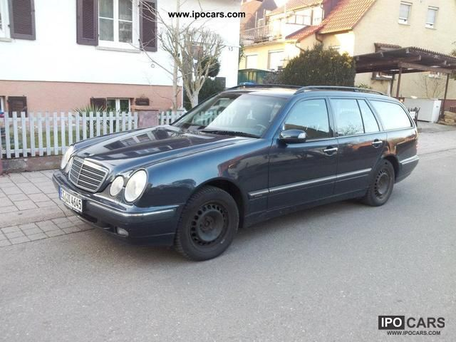Mercedes-Benz  T E 320 Elegance 4-Matic 2002 Liquefied Petroleum Gas Cars (LPG, GPL, propane) photo