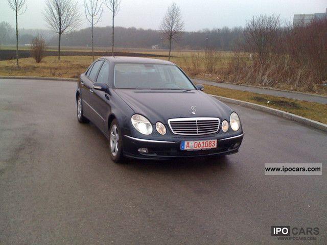 2005 Mercedes-Benz  E 280 CDI Avantgarde 7G-TRONIC DPF EURO 4!! Limousine Used vehicle photo