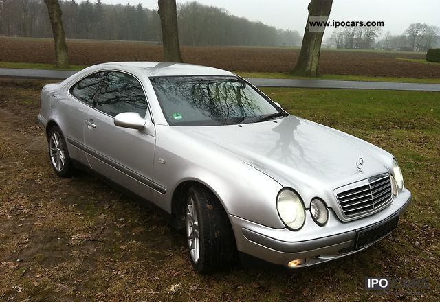 1999 mercedes benz clk 230 kompressor xeno apc car photo and specs. Black Bedroom Furniture Sets. Home Design Ideas