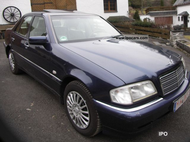1997 Mercedes Benz C 180 Elegance Facelift Car Photo And