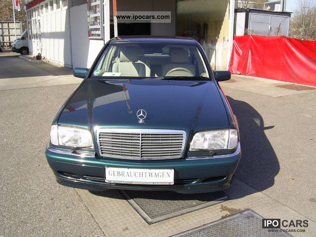 1998 Mercedes-Benz  C 180 Elegance Limousine Used vehicle photo