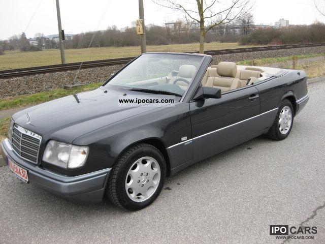 1996 mercedes benz e320 convertible from 39 97 sport line for 1996 mercedes benz e320
