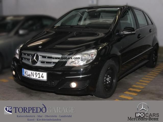 2011 Mercedes-Benz  B 170 BE Light and Sight package, Park Assist Limousine Demonstration Vehicle photo