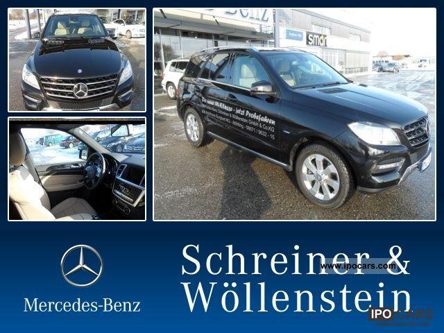 2011 Mercedes-Benz  ML 350 BLUETEC, 4MATIC COMAND navigation / SHD / Distronic Off-road Vehicle/Pickup Truck Demonstration Vehicle photo