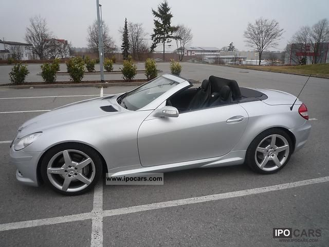 2004 mercedes benz slk 350 amg car photo and specs. Black Bedroom Furniture Sets. Home Design Ideas