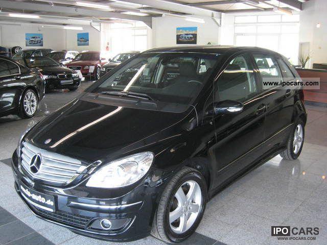2006 Mercedes-Benz  B 200 CDI / NAVI COMAND / SHZ / ALU / CLIMATE CONTROL Van / Minibus Used vehicle photo