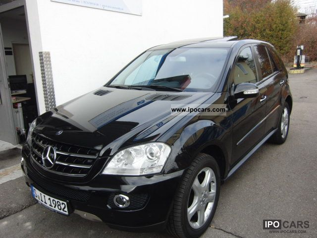 2008 mercedes benz ml 280 cdi 4matic 7g tronic dpf. Black Bedroom Furniture Sets. Home Design Ideas