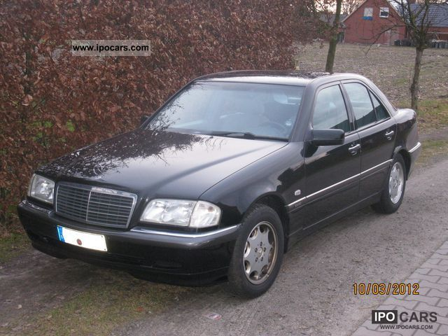 2000 Mercedes Benz C 180 Elegance Car Photo And Specs