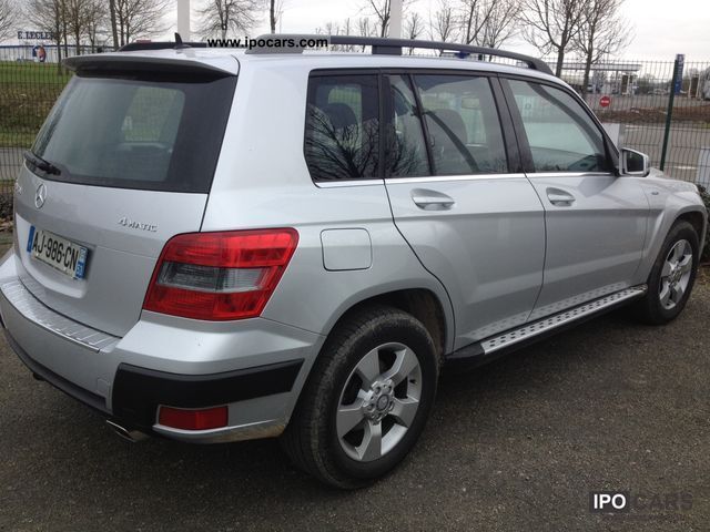 2009 mercedes benz glk 220 cdi 4matic 7g tronic dpf blueefficiency car photo and specs. Black Bedroom Furniture Sets. Home Design Ideas